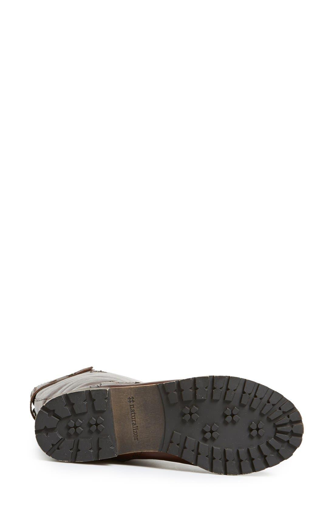 'Tanita' Boot,                             Alternate thumbnail 4, color,                             Tan Leather