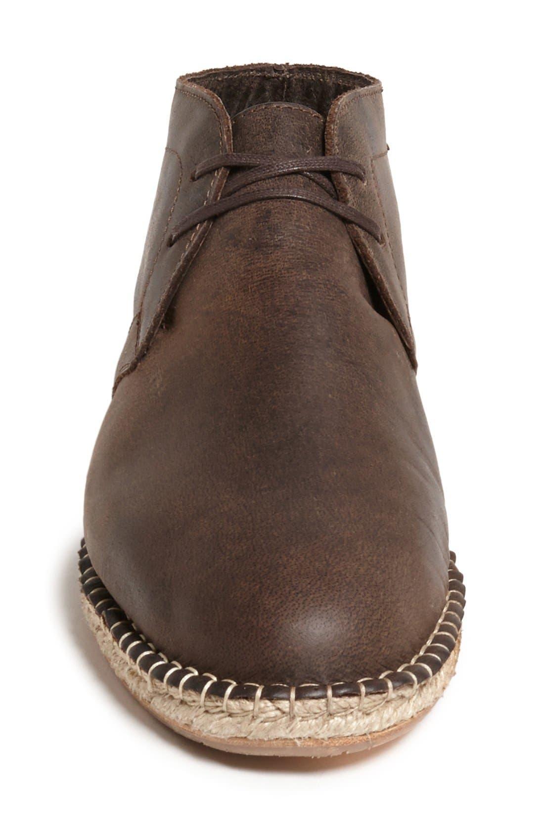 Alternate Image 5  - Billy Reid Espadrille Chukka Boot