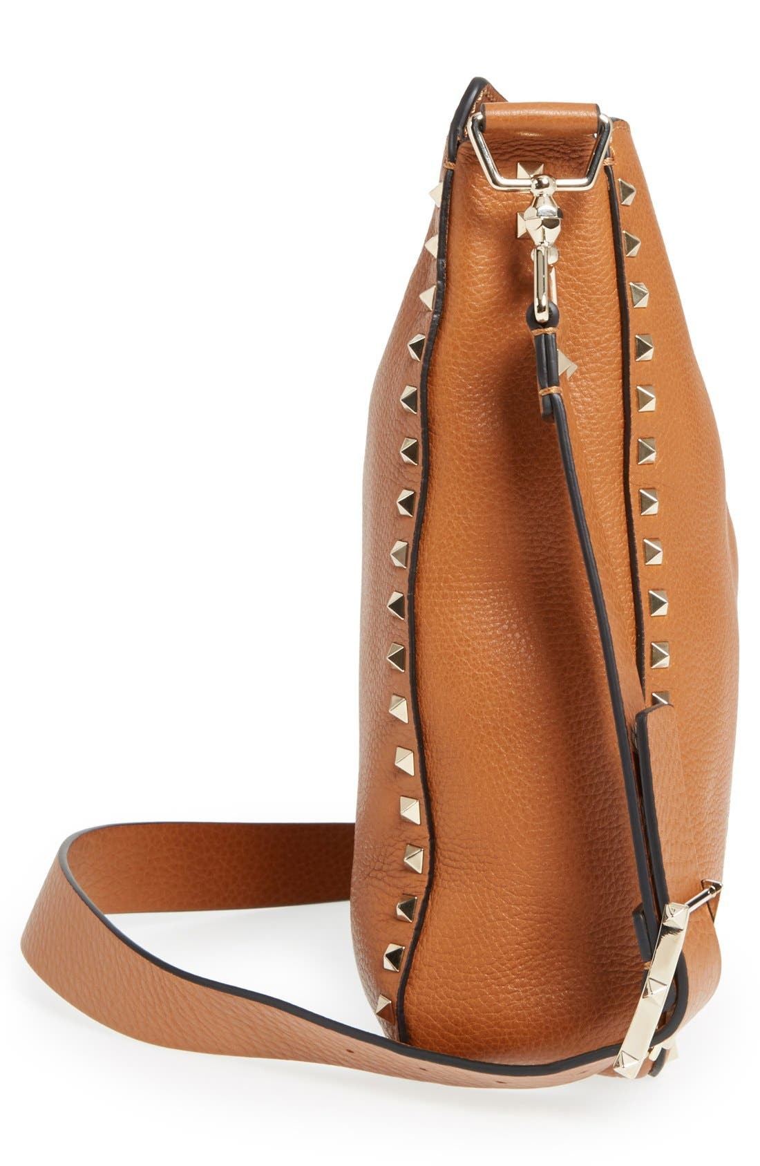 Alternate Image 3  - Valentino 'Rockstud' Hobo