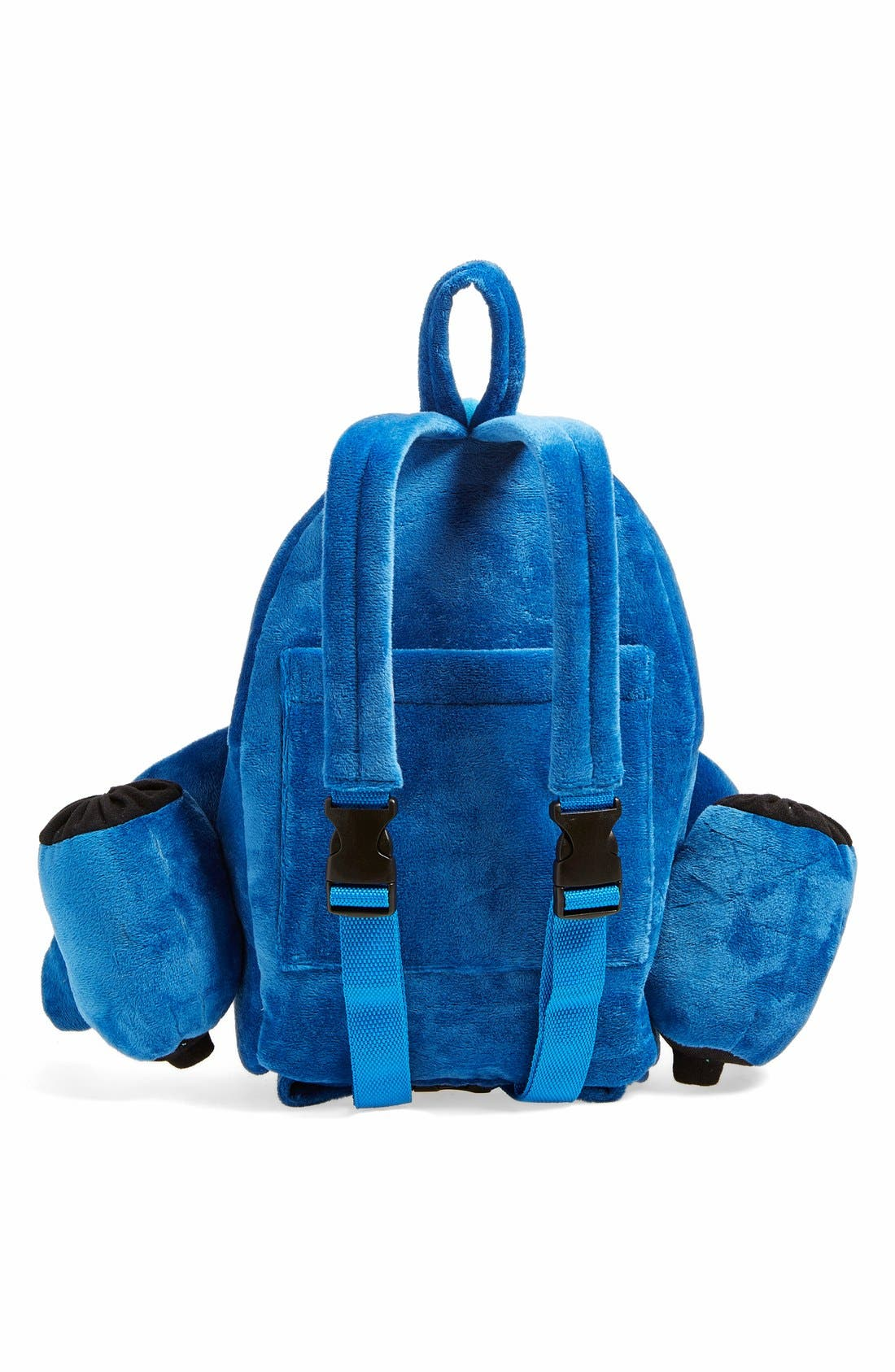 Trolley Rolling Backpack Set,                             Alternate thumbnail 2, color,                             Airplane Blue