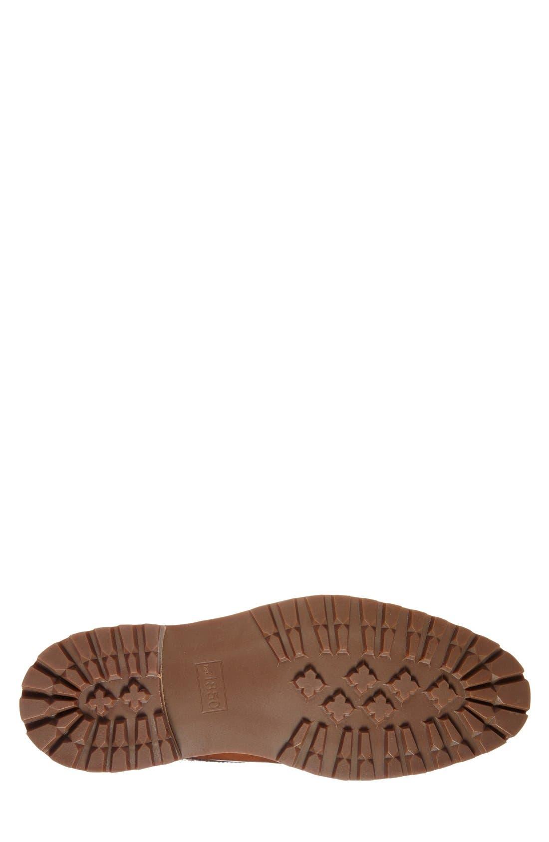Alternate Image 4  - J&M 1850 'Karnes' Brogue Cap Toe Boot (Men)