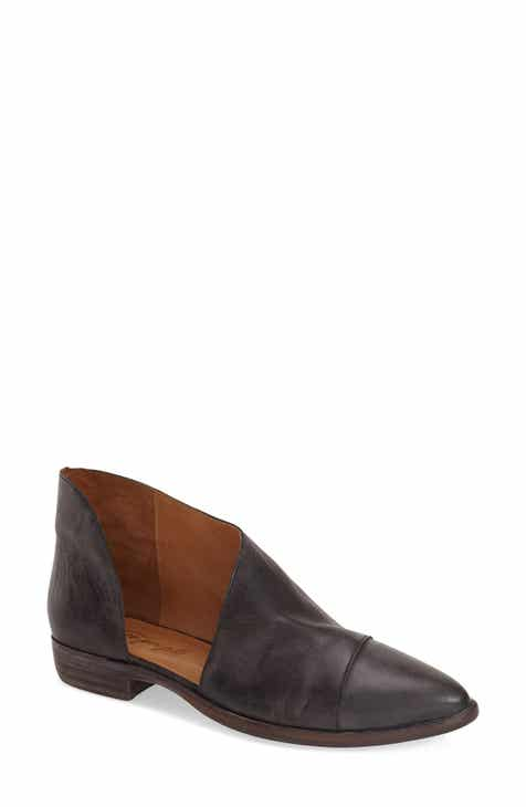 28aa9154577 Free People  Royale  Pointy Toe Flat (Women)