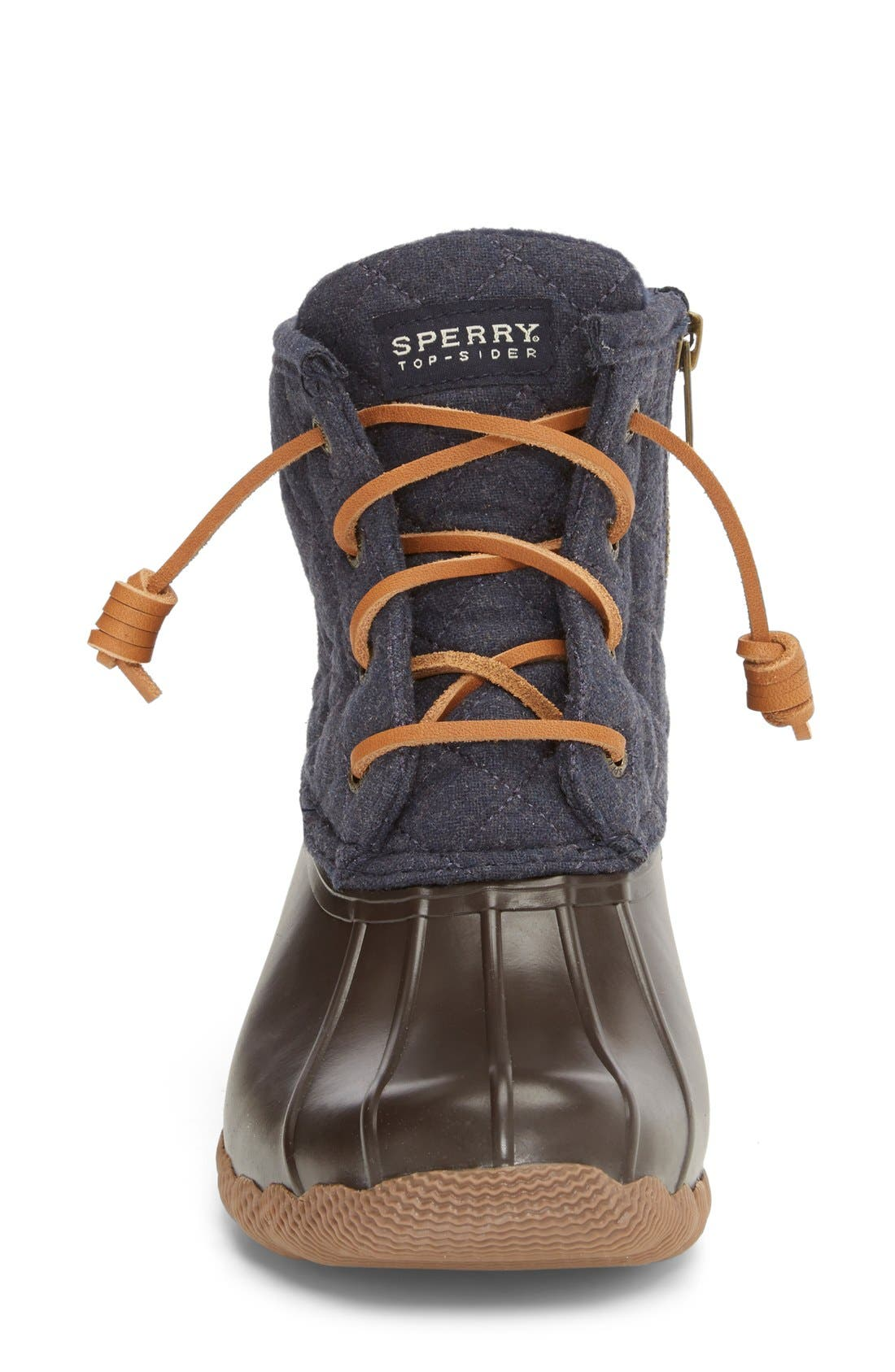 Alternate Image 3  - Sperry 'Saltwater' Waterproof Rain Boot (Women) (Nordstrom Exclusive)