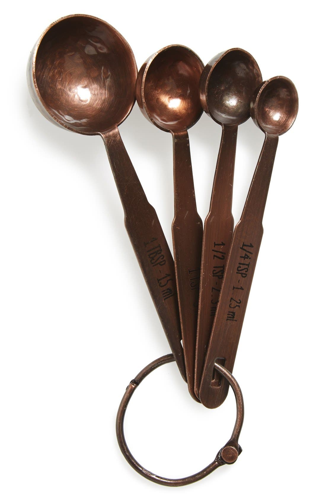 Main Image - Thirstystone Copper Measuring Spoon Set
