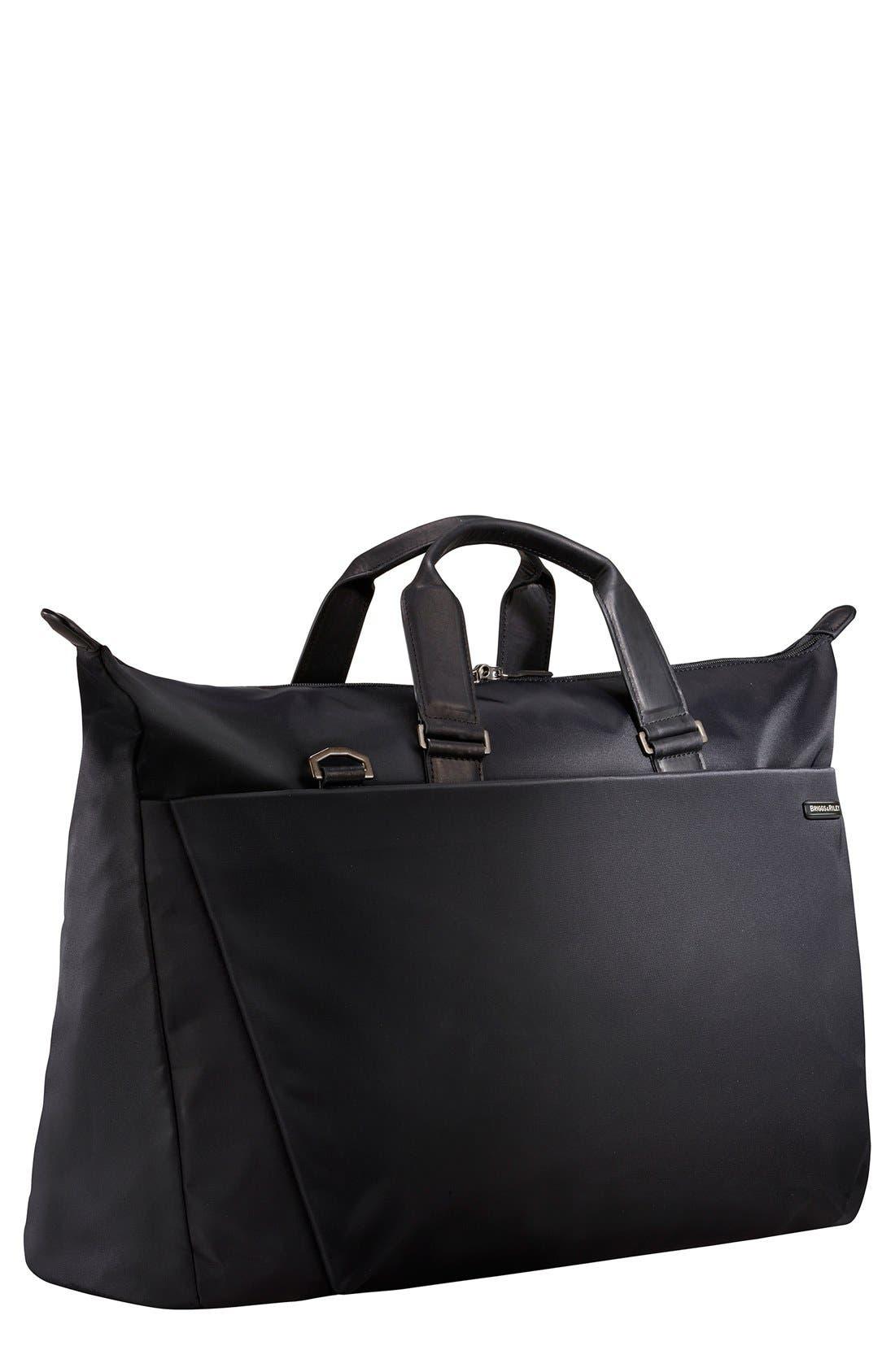 Sympatico 22-Inch Duffel Bag,                             Main thumbnail 1, color,                             Black