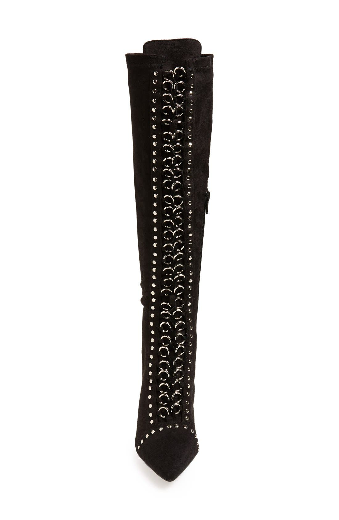 Alternate Image 3  - Jeffrey Campbell 'Bisset' Lace-Up Boot (Women)