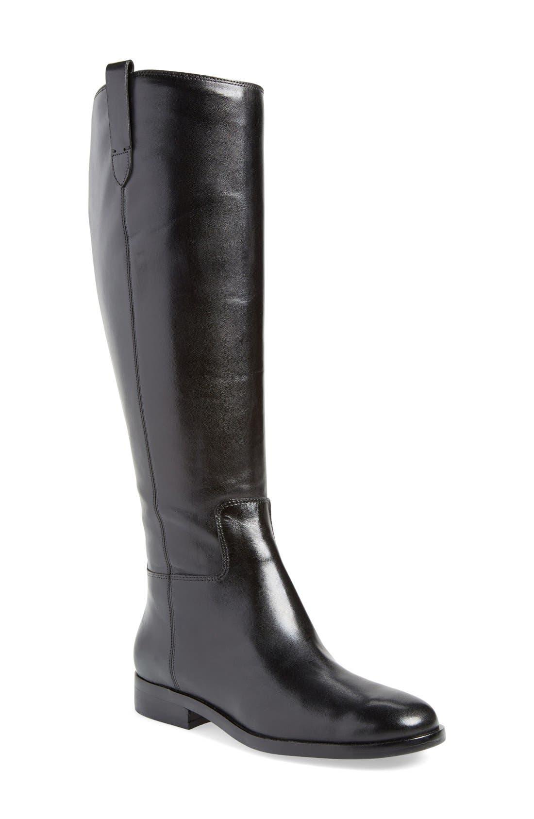 Alternate Image 1 Selected - Ivanka Trump 'Addee' Tall Riding Boot (Women)