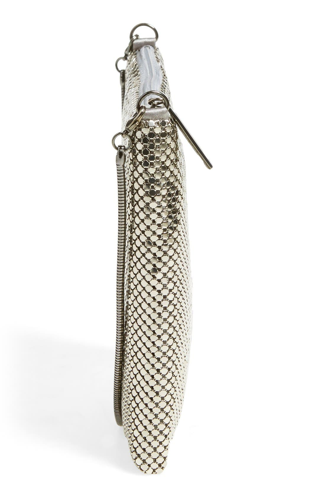 Clutch,                             Alternate thumbnail 5, color,                             Pewter