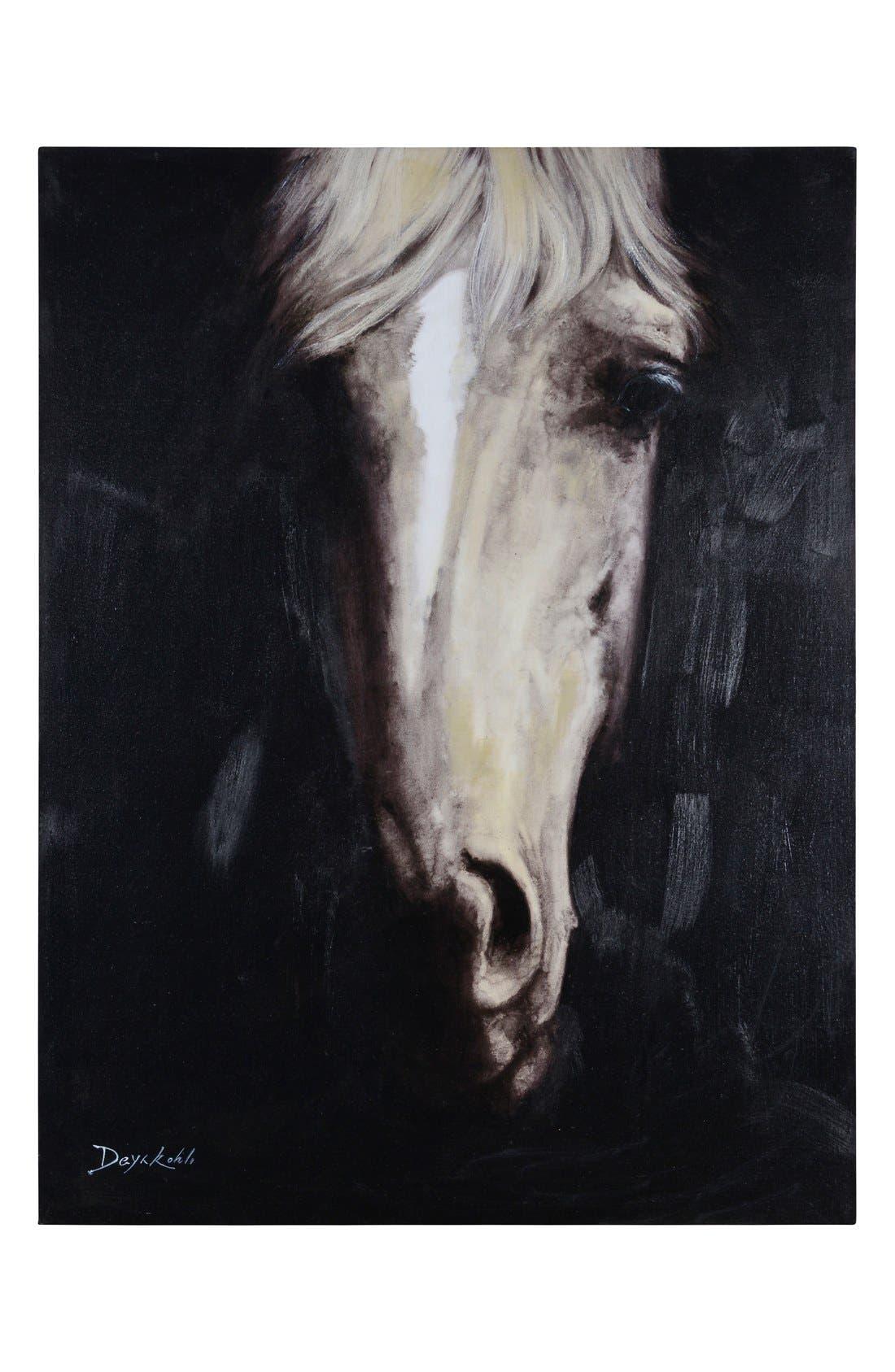 Alternate Image 1 Selected - Renwil'Sir Edward II' Canvas Wall Art