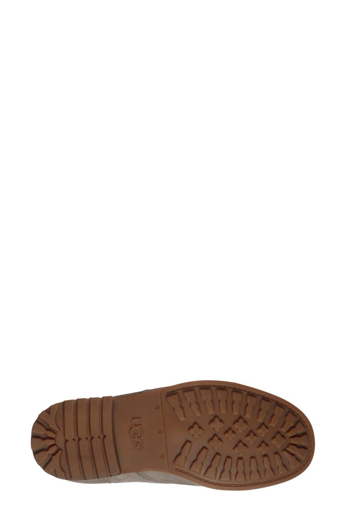 Alternate Image 4  - UGG® Bonham Chelsea Boot (Women)