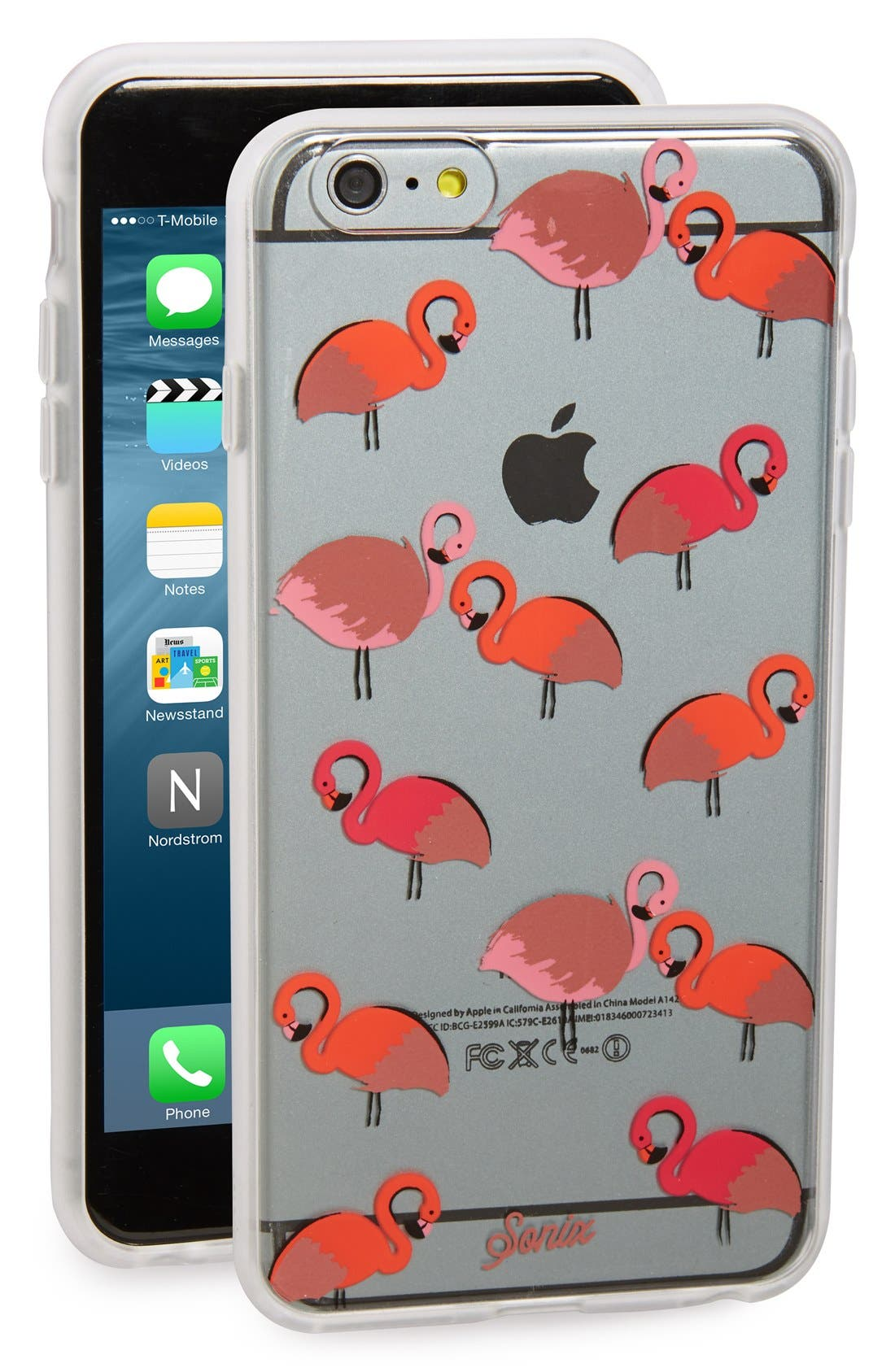 sonix iphone case sonix flamingo iphone 6 plus amp 6s plus nordstrom 13004