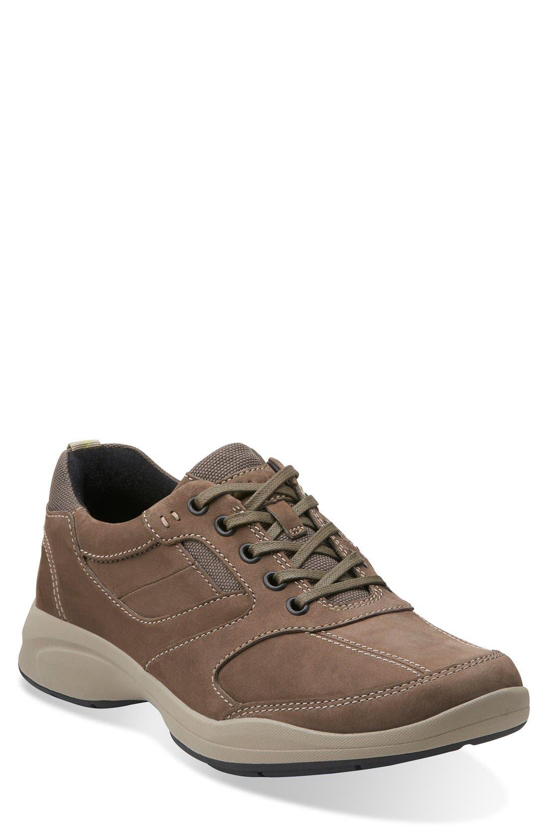 Clarks®'WavekoreyFly' Sneaker (Men)
