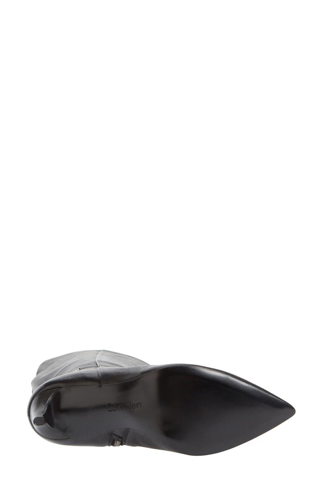 Alternate Image 4  - Calvin Klein 'Clancey' Over the Knee Boot (Women)