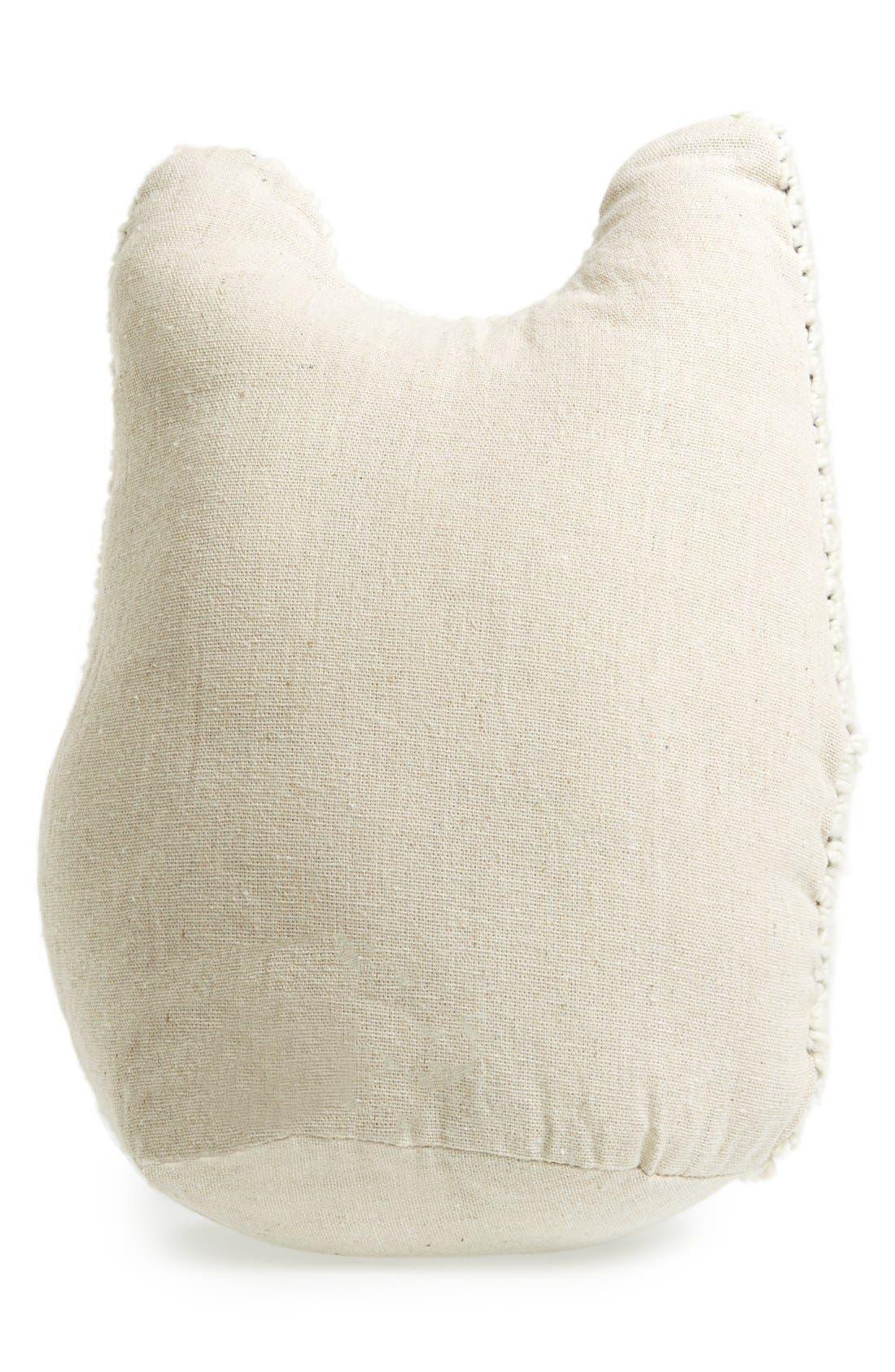 Alternate Image 2  - LevtexKnit OwlAccent Pillow