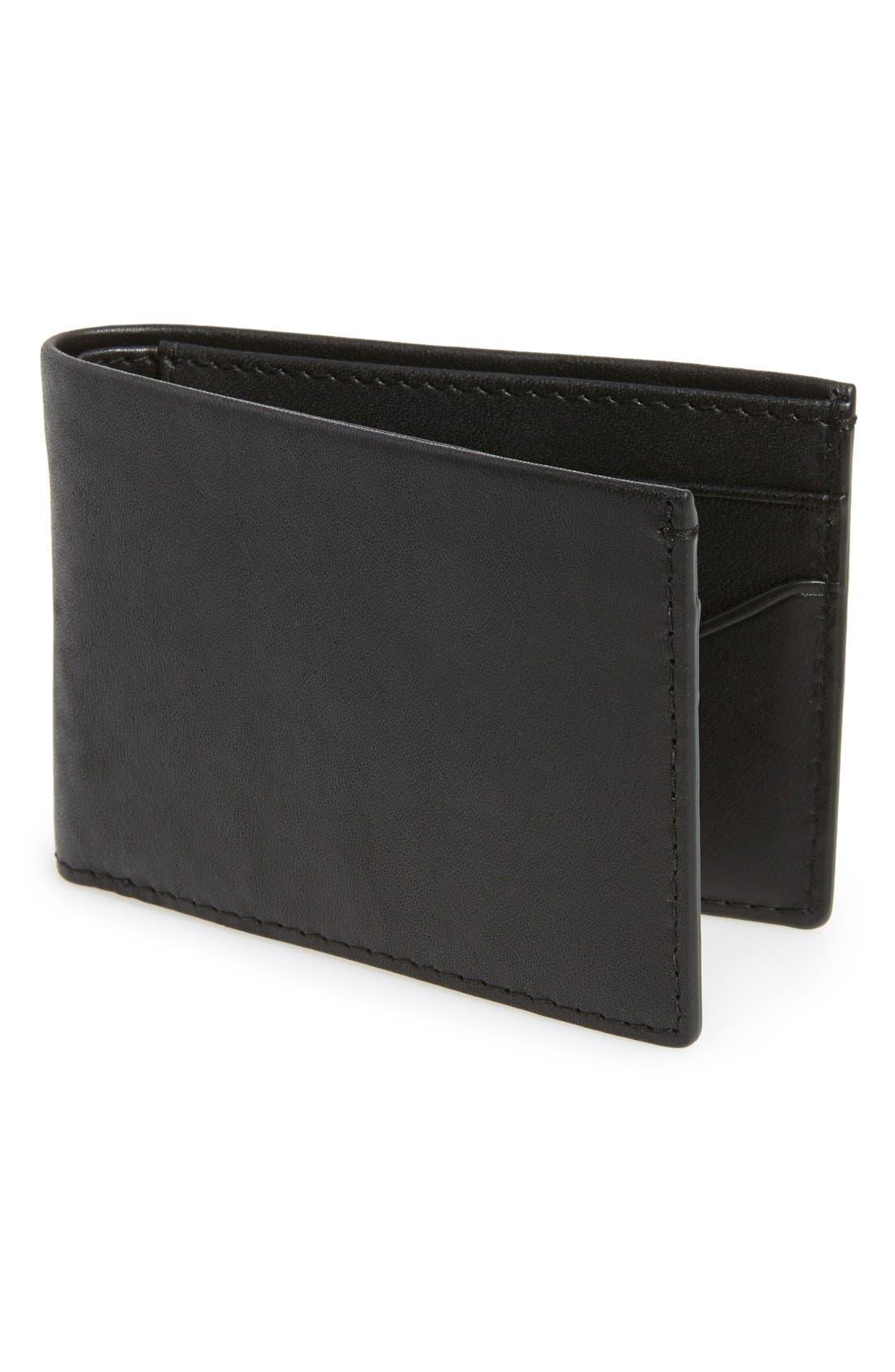 Alternate Image 1 Selected - Skagen'Ambold' Leather Wallet