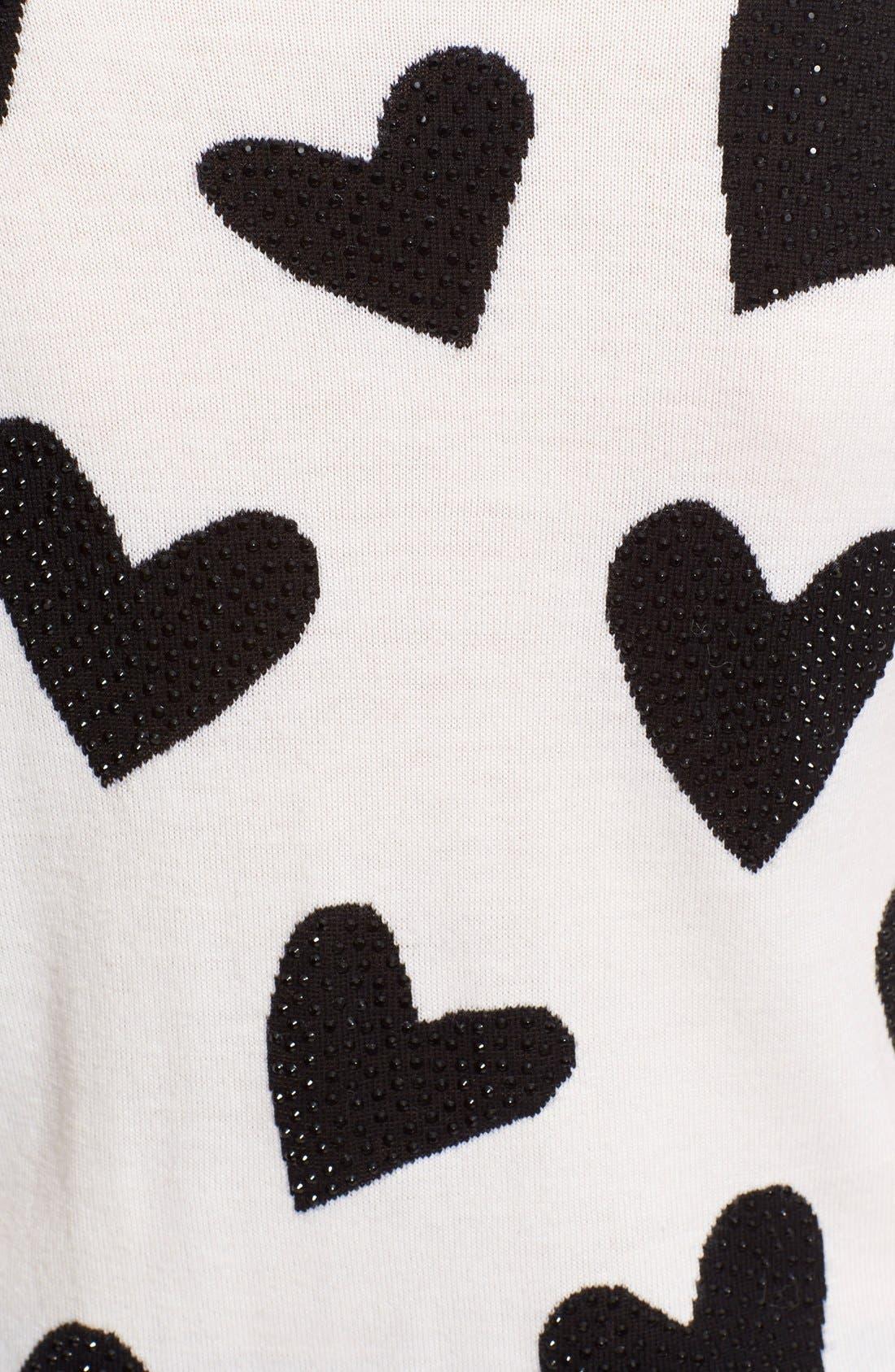Alternate Image 5  - Alice + Olivia 'Carey' Embellished Sweater