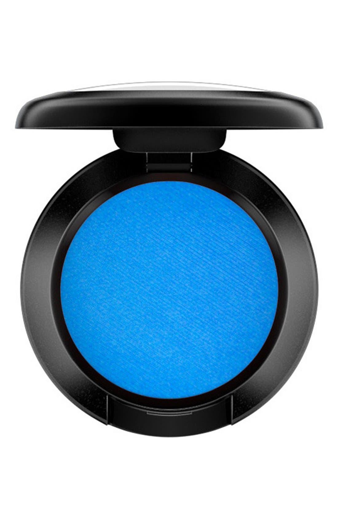 MAC Blue/Green Eyeshadow