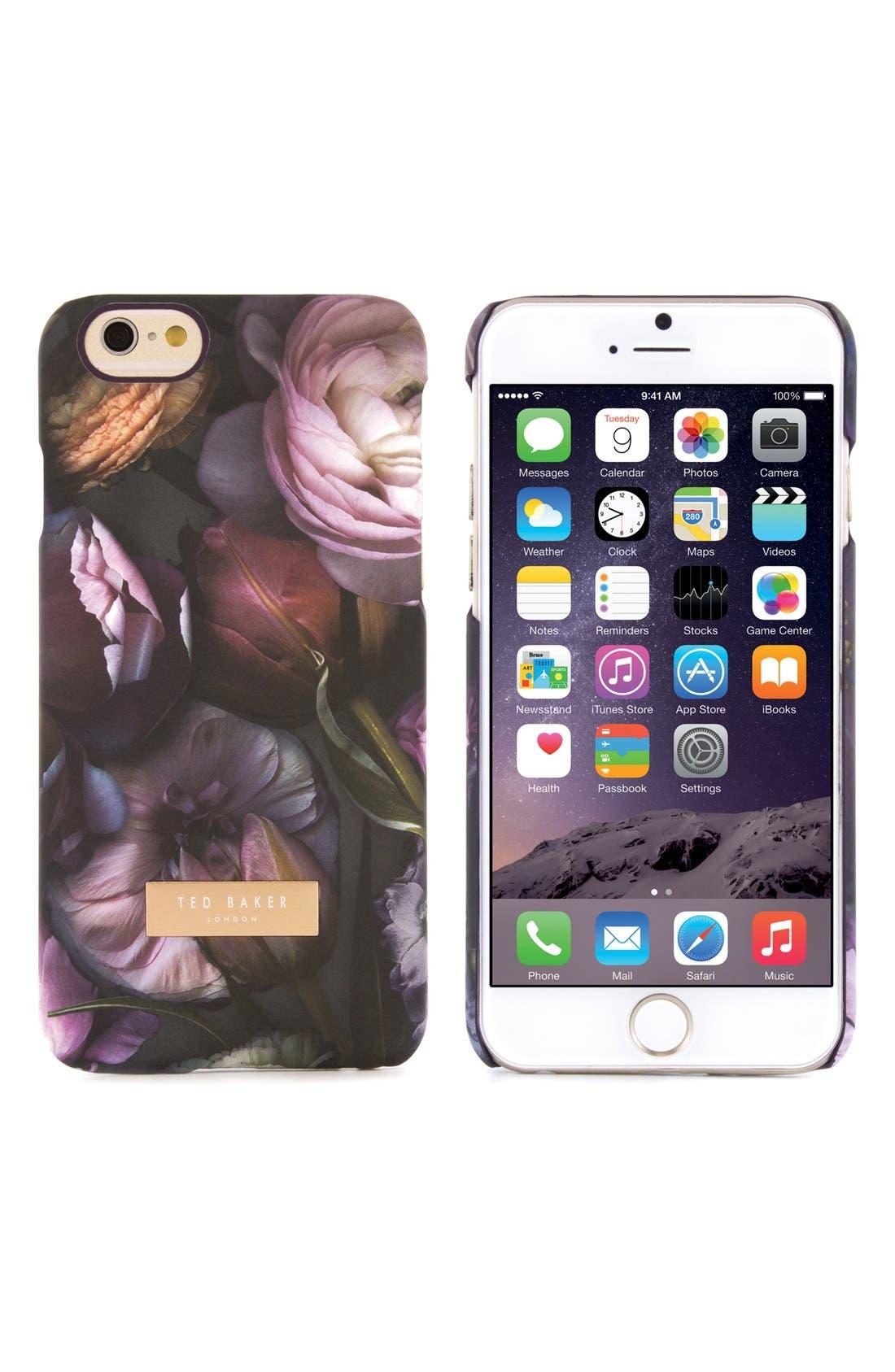 Alternate Image 1 Selected - Ted Baker London Frasier iPhone 6 Plus/6s Plus Case