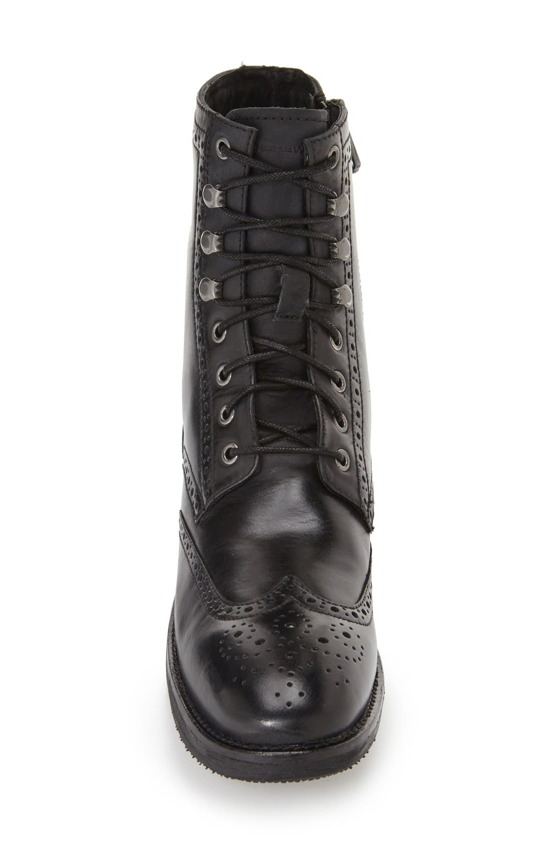 Alternate Image 3  - Andrew Marc 'Hillcrest' Wingtip Boot (Men)