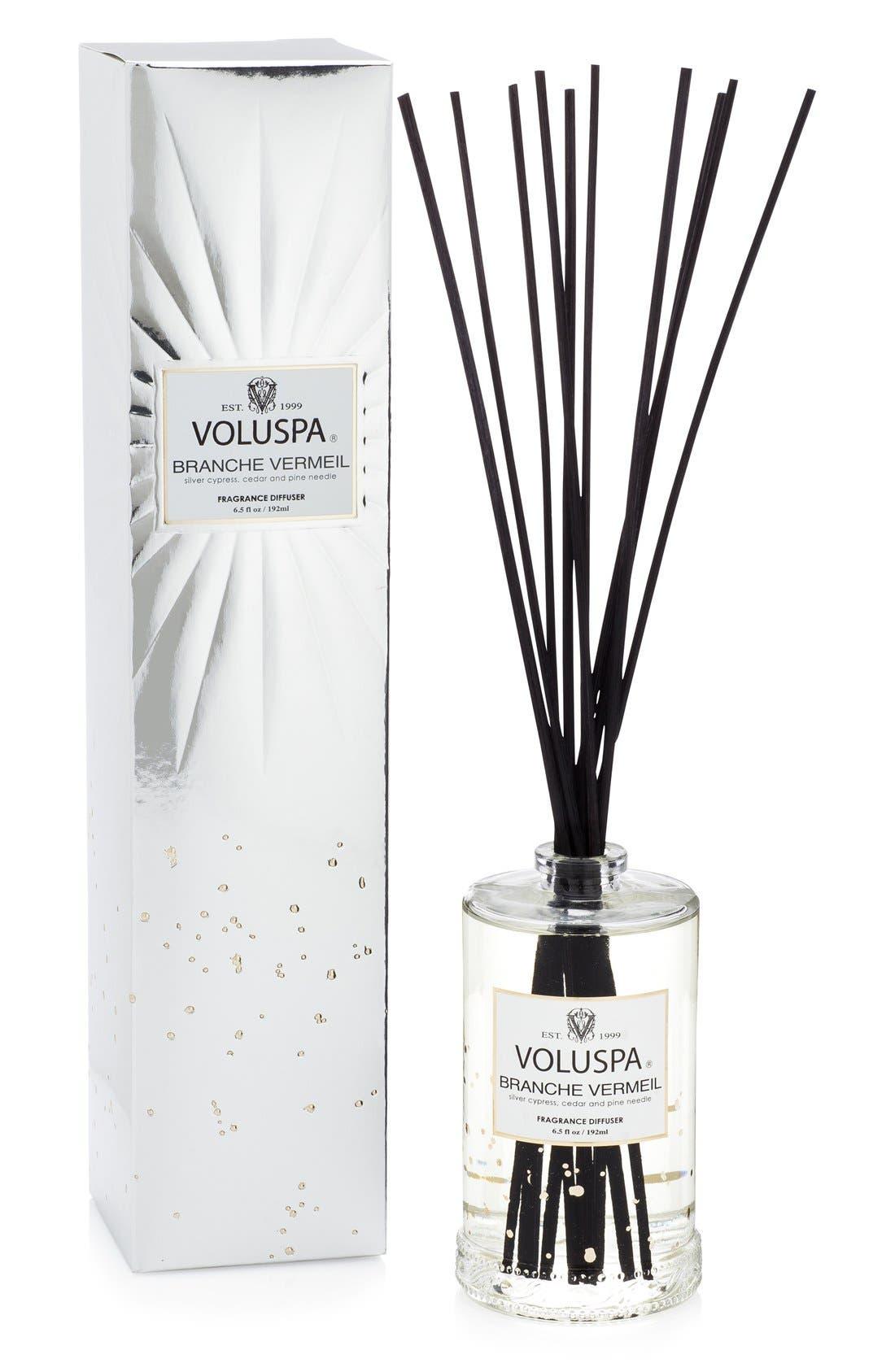 Alternate Image 1 Selected - Voluspa'Vermeil - Branche Vermeil' Home Ambience Diffuser