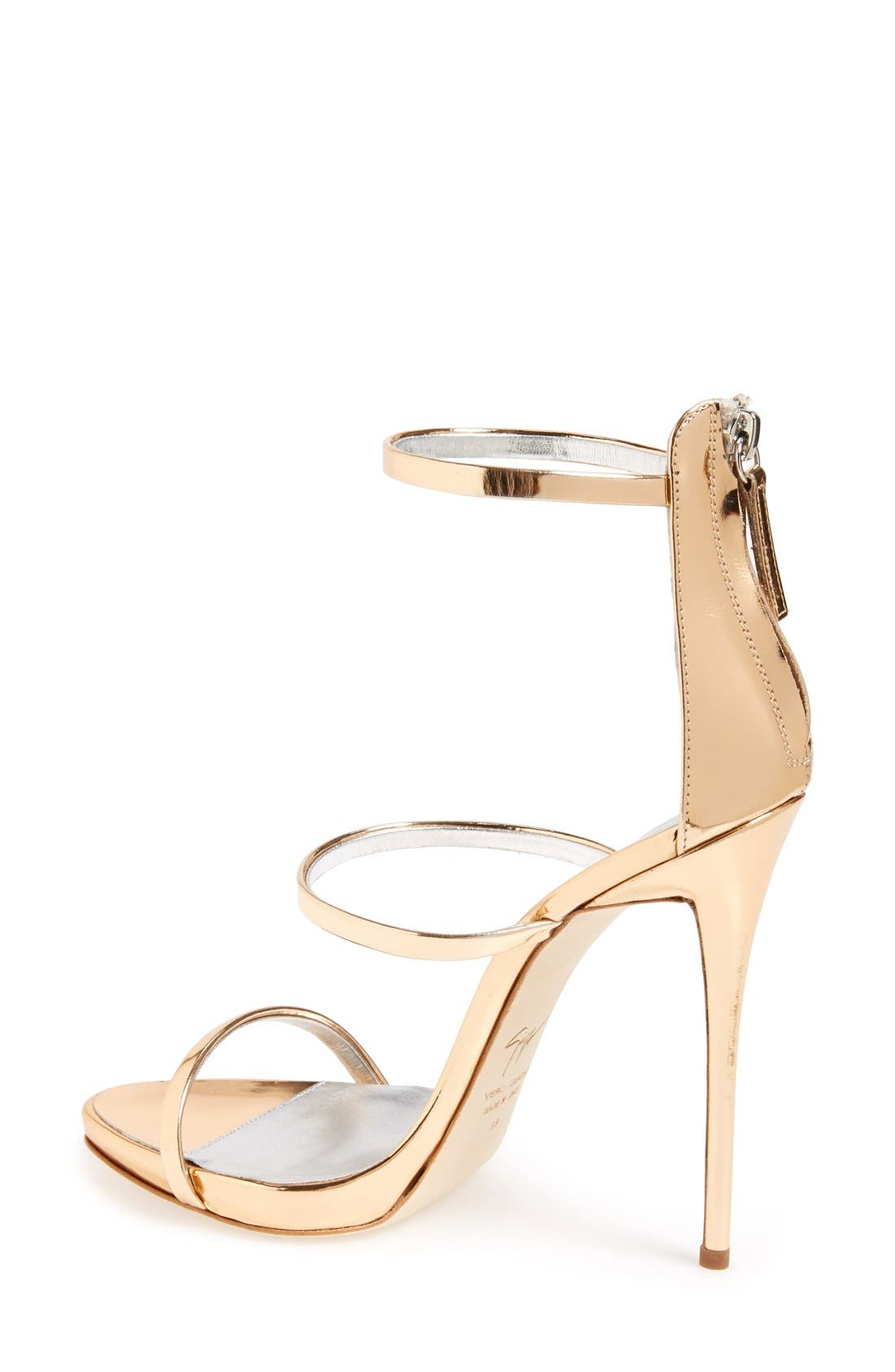 Alternate Image 2  - Giuseppe Zanotti'Coline' Sandal (Women)