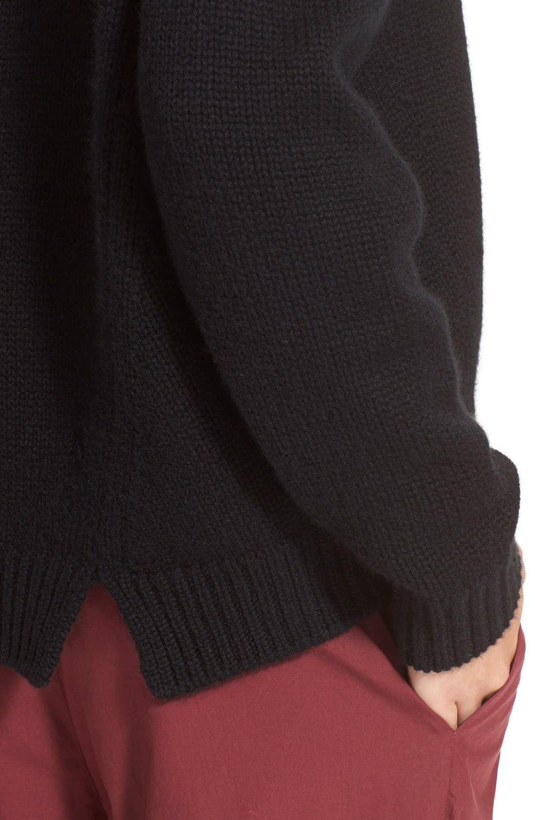 Alternate Image 6  - ACNE Studios 'Shora' Wool & Cashmere Sweater