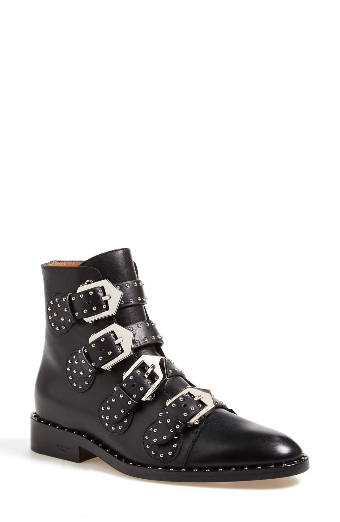 Givenchy Buckle Bootie (Women)