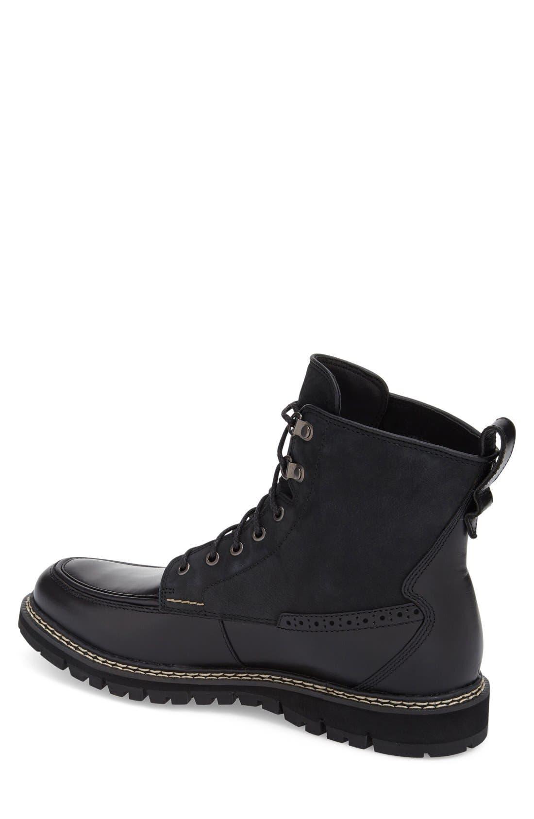 Alternate Image 2  - Timberland 'BrittonHill' Waterproof Boot (Men)