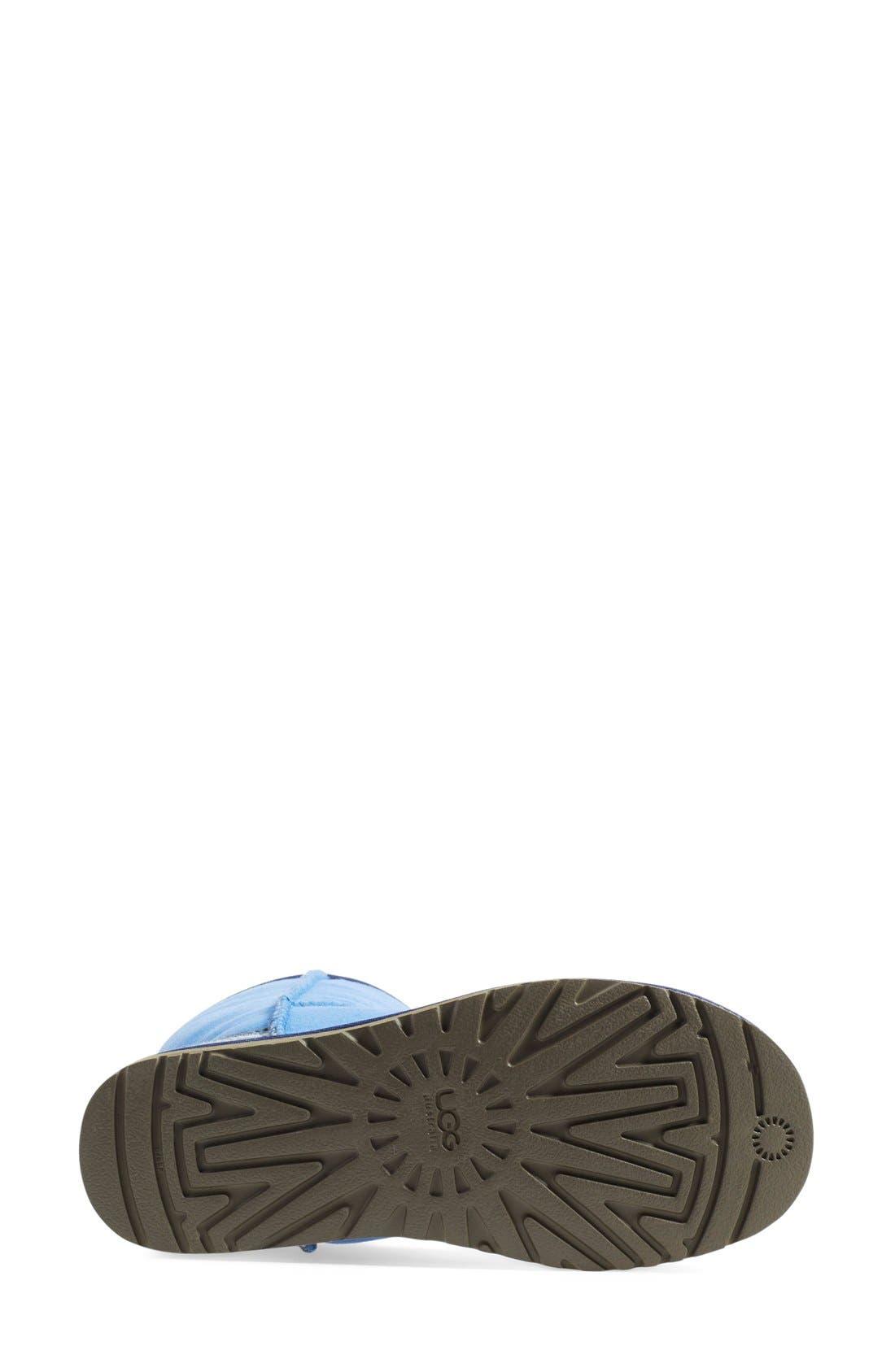 Alternate Image 4  - UGG® 'Classic Short - Serape' Water Resistant Boot (Women)