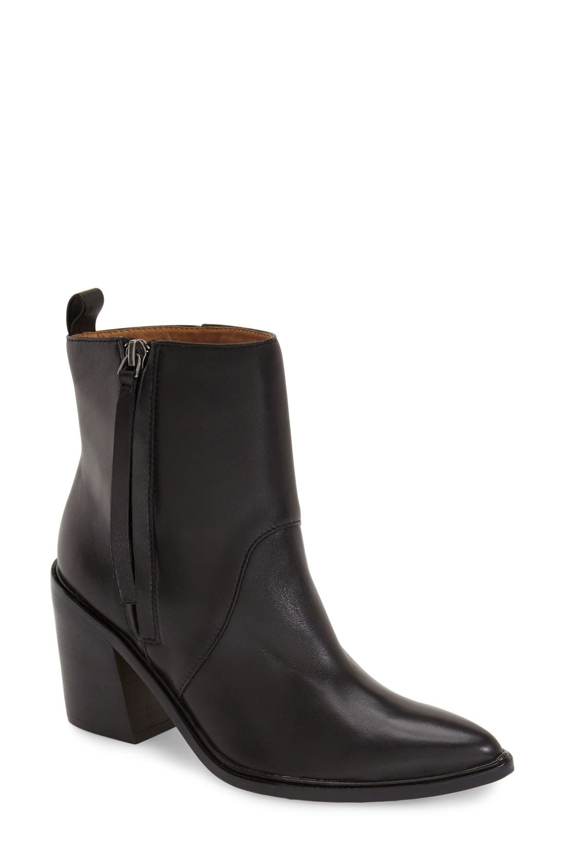 Main Image - Bettye Muller 'Troy' Pointy Toe Boot (Women)