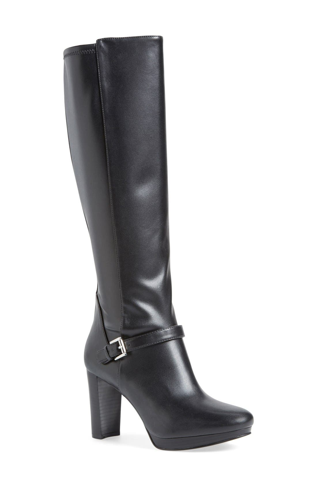 Alternate Image 1 Selected - Nine West 'Kacie' Tall Boot (Women)