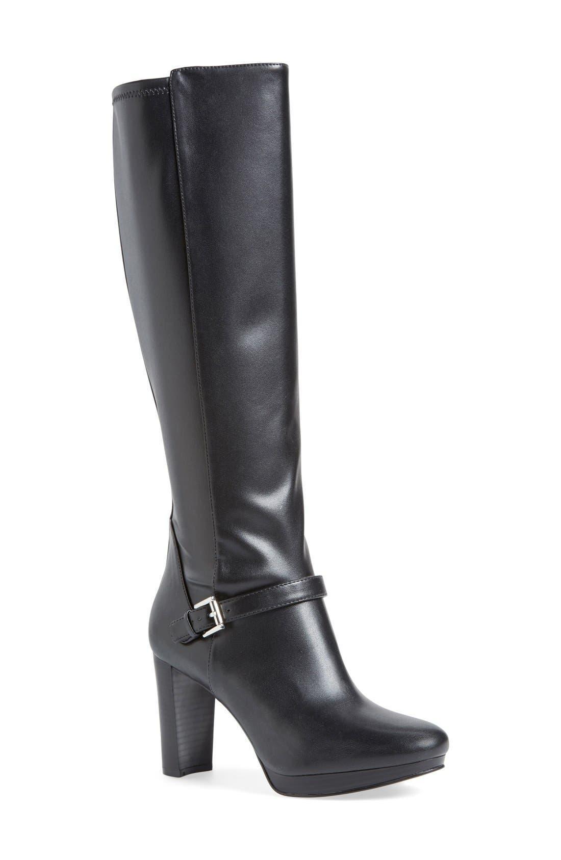 Main Image - Nine West 'Kacie' Tall Boot (Women)