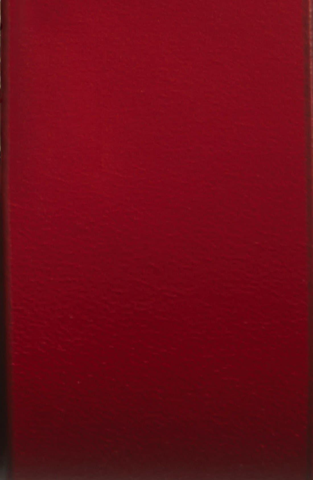 Alternate Image 2  - Salvatore Ferragamo Leather Belt