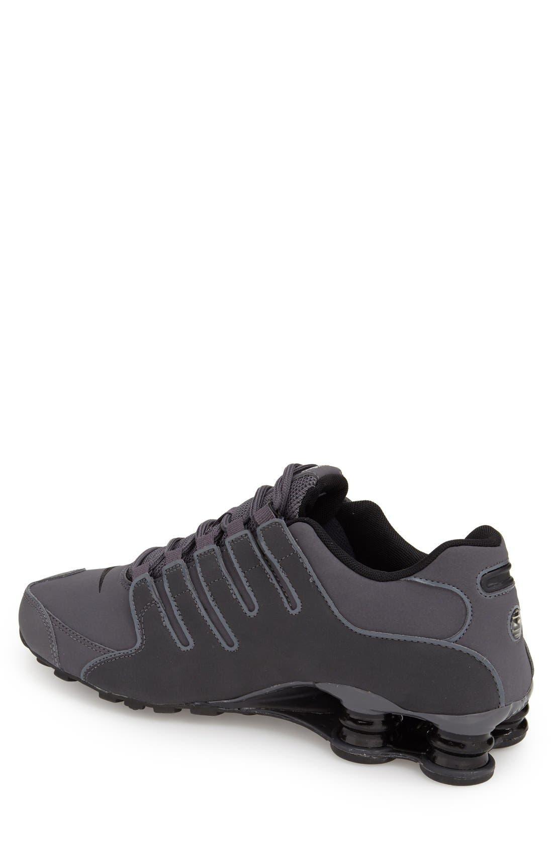 Alternate Image 2  - Nike 'Shox NZ' Running Shoe (Men)