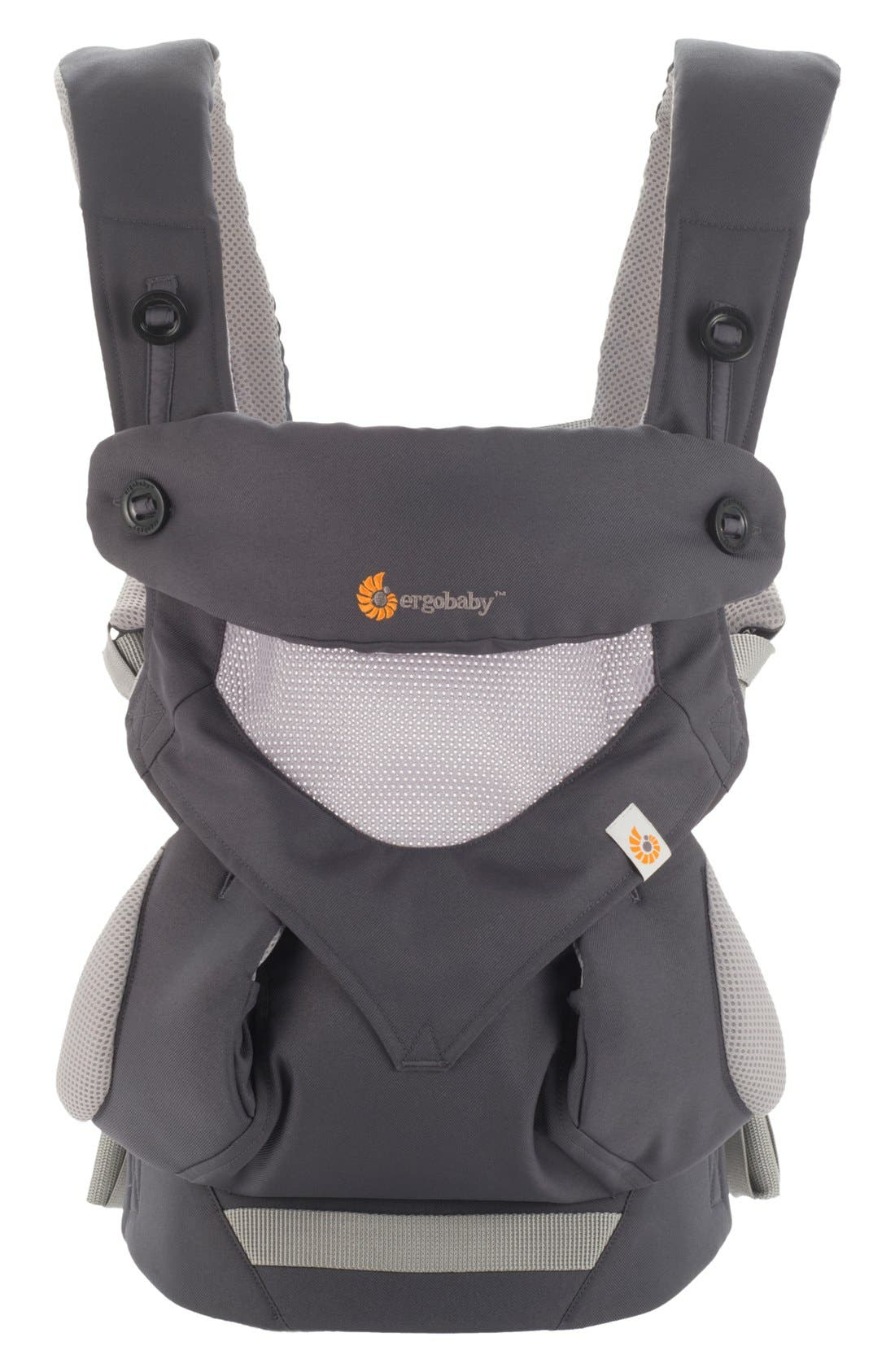 Alternate Image 1 Selected - ERGObaby 'Four Position 360 - Cool Air' Baby Carrier