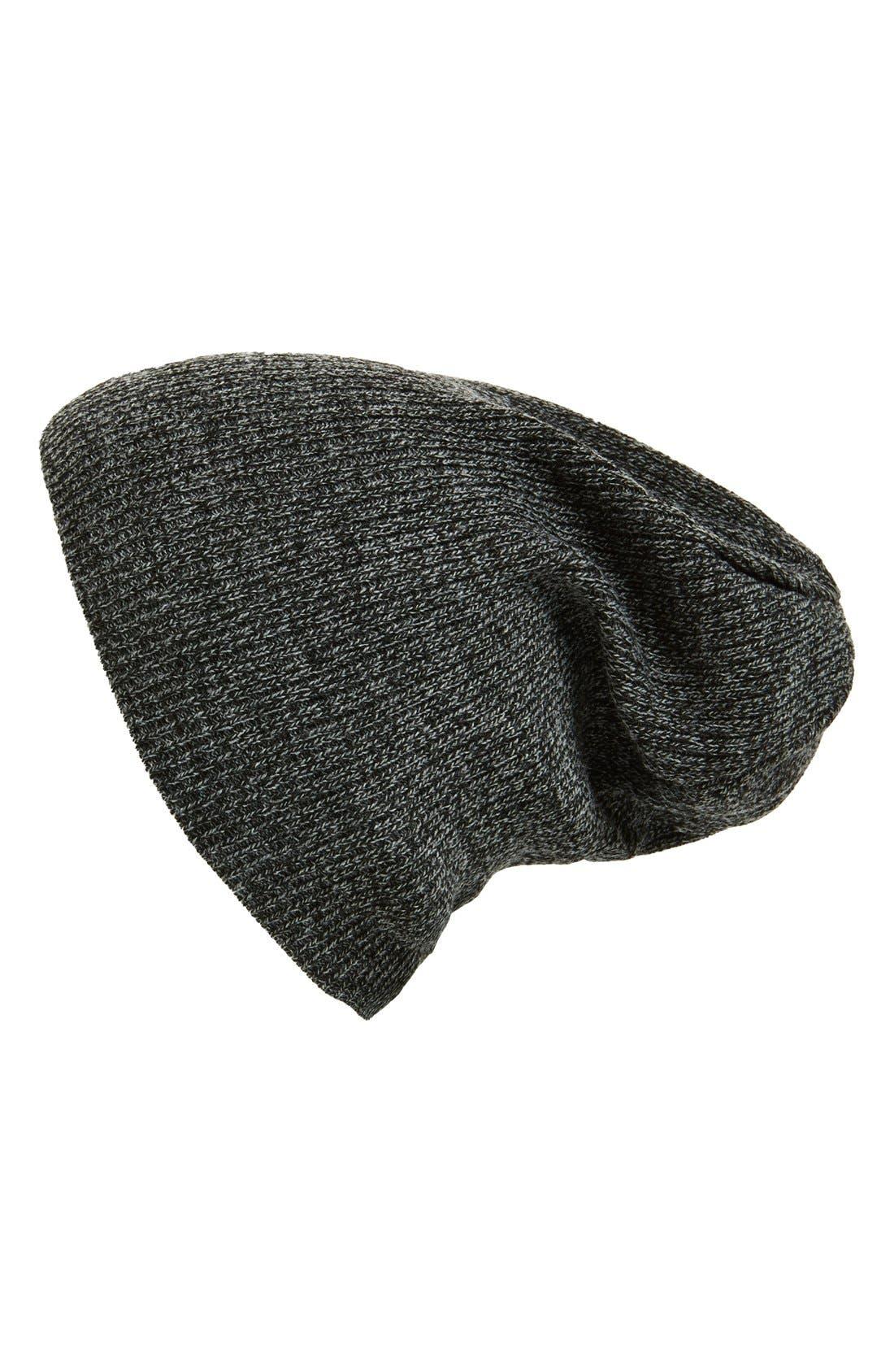 Alternate Image 1 Selected - Topman Slouchy Knit Cap