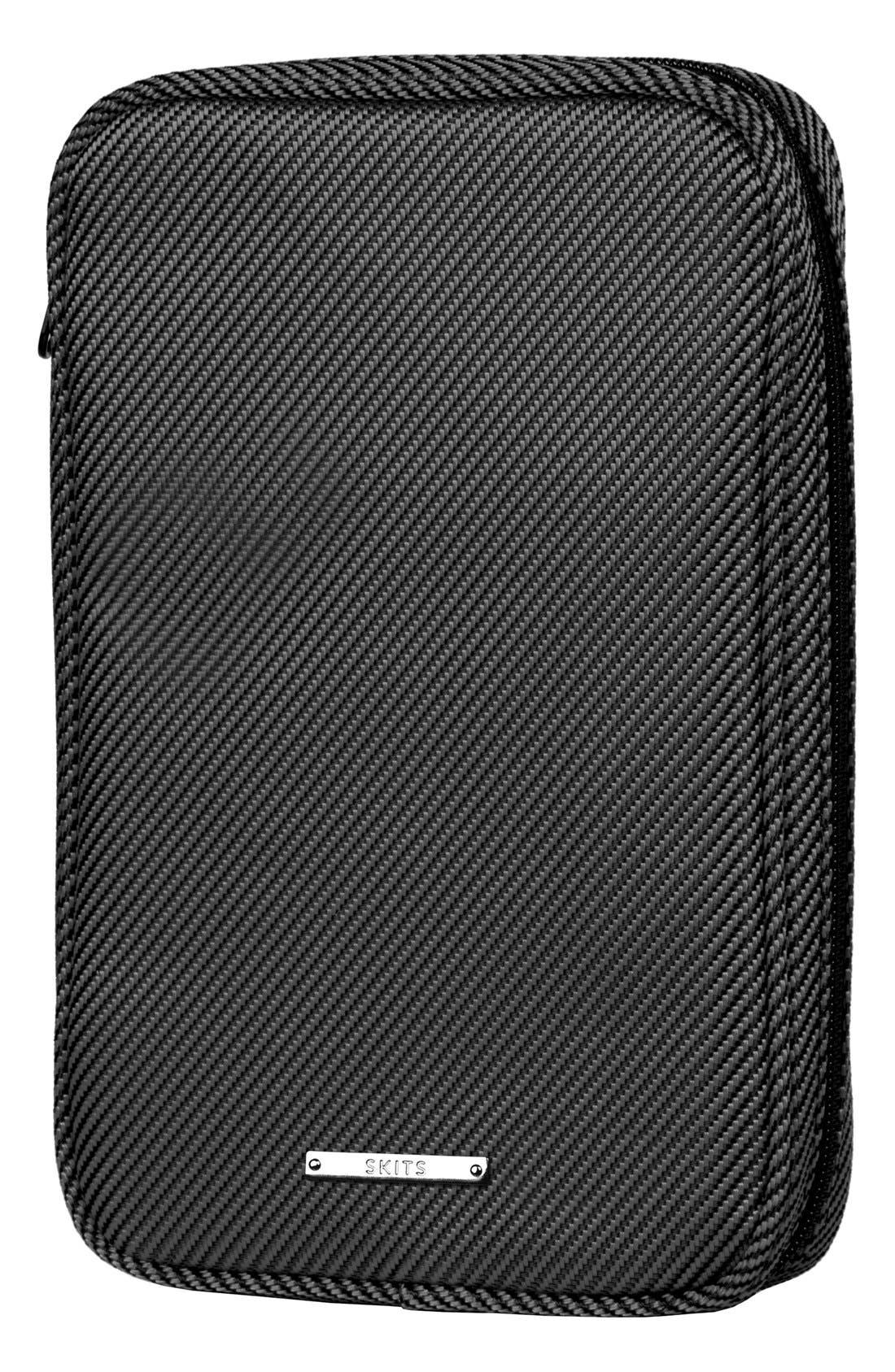 SKITS 'Brilliant - Carbon Stripe' Tech Case