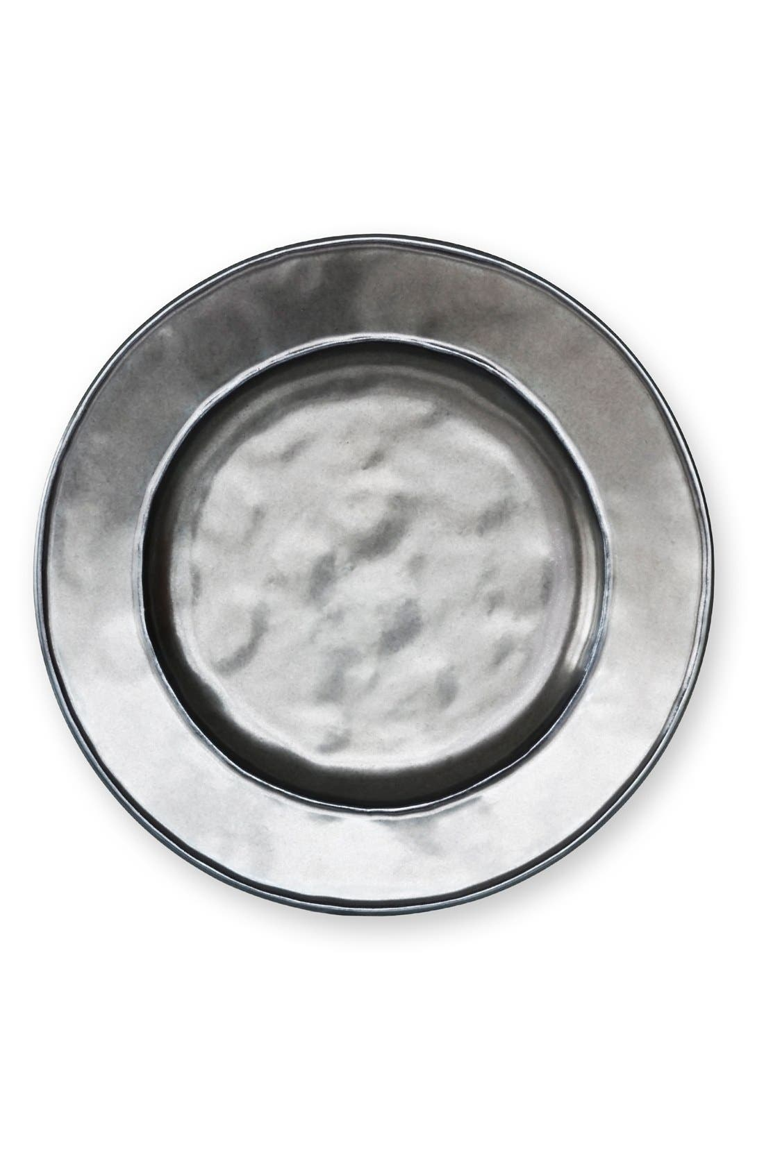 Juliska 'Pewter' Ceramic Side Plate