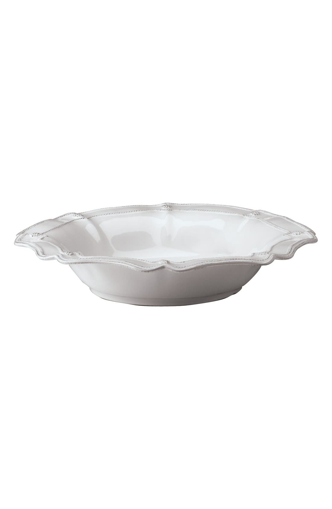Alternate Image 1 Selected - Juliska 'Berry and Thread' Ceramic Serving Bowl