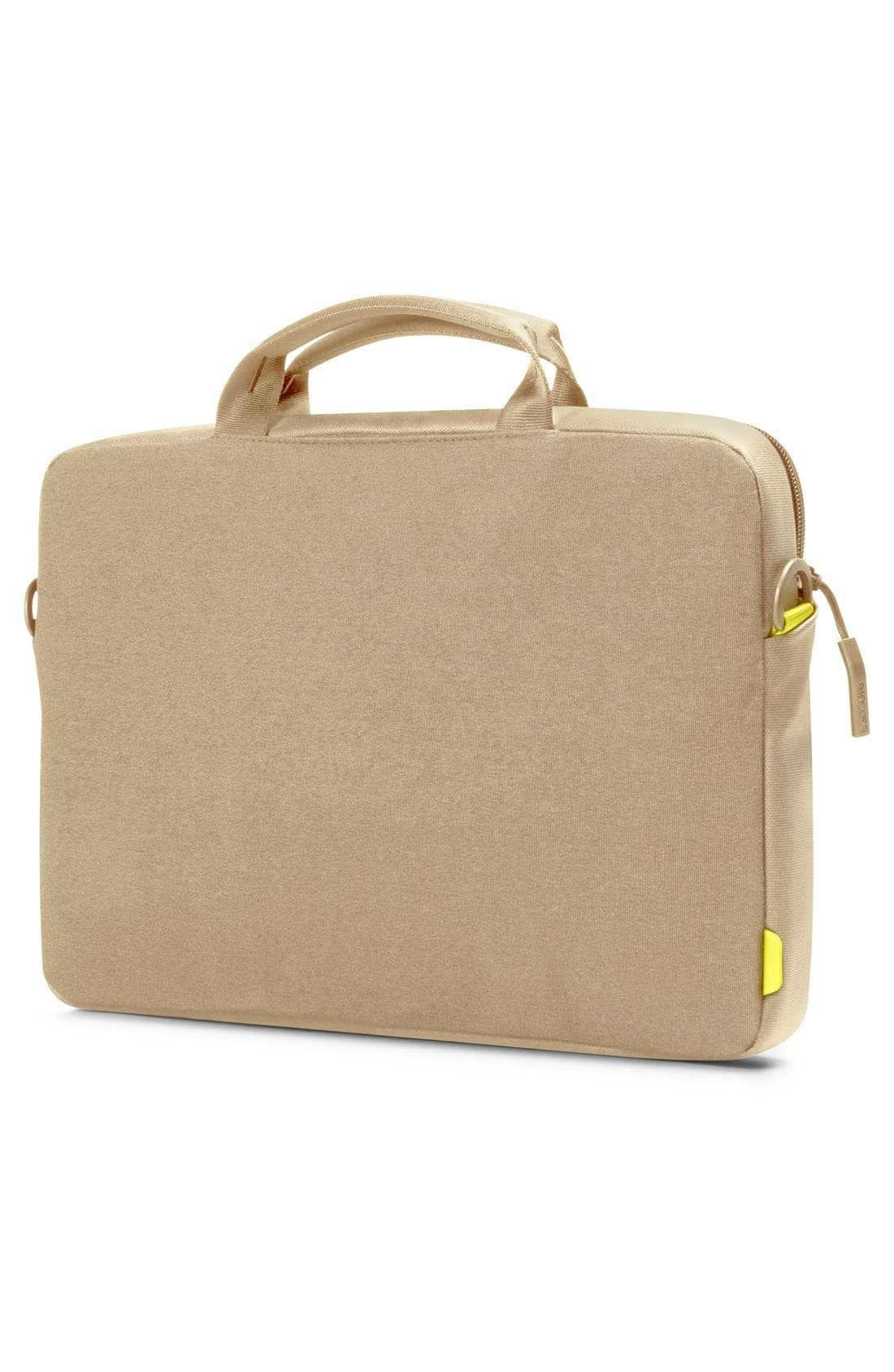 City Collection 15-Inch Briefcase,                             Alternate thumbnail 3, color,                             Dark Khaki