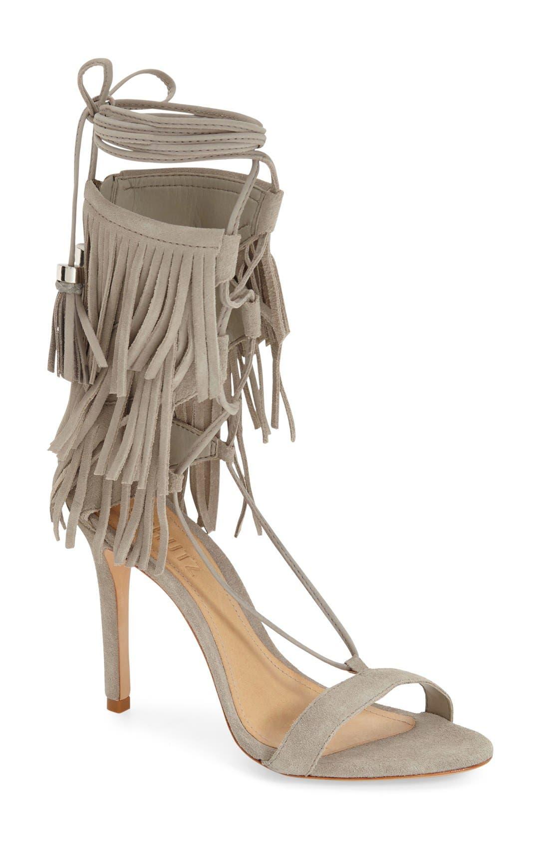 Alternate Image 1 Selected - Schutz 'Kija' Sandal (Women)