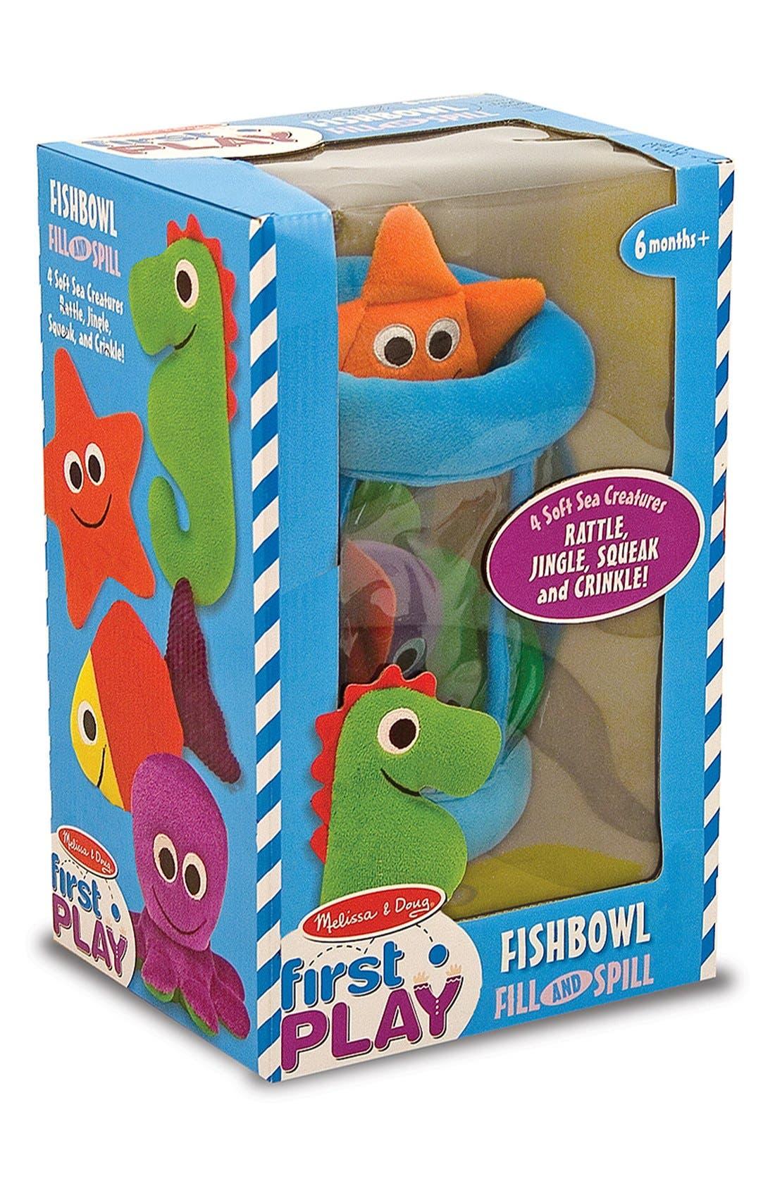 'Fishbowl Fill & Spill' Game,                             Alternate thumbnail 2, color,                             Multi