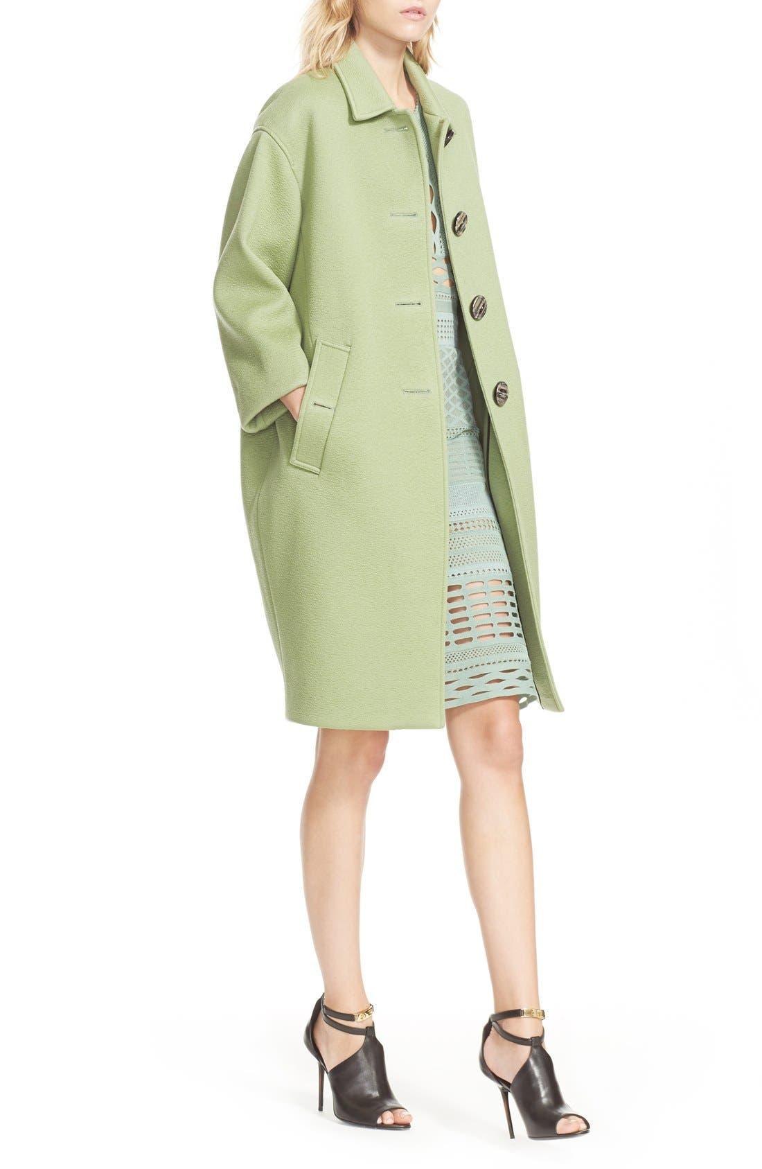 Alternate Image 5  - Burberry Prorsum Cashmere Coat