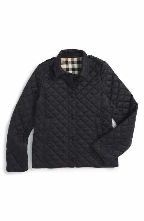 Burberry Kids' Coats & Jackets | Nordstrom : burberry kids quilted jacket - Adamdwight.com
