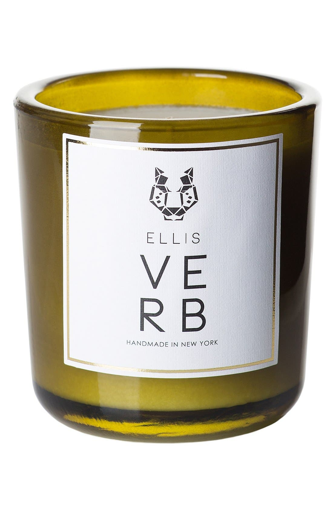 Main Image - Ellis Brooklyn 'Verb Terrific' Scented Candle