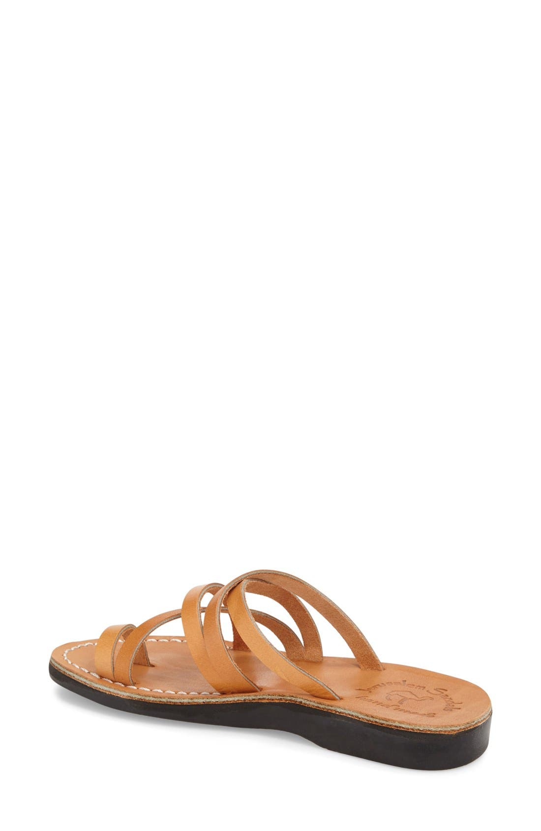 Alternate Image 2  - Jerusalem Sandals 'Ariel' Strappy Slide Sandal (Women)