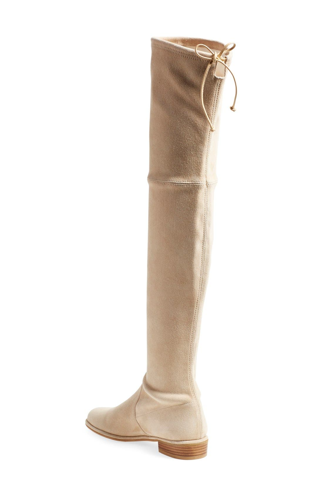 Alternate Image 2  - Stuart Weitzman 'Lowland' Over the Knee Boot (Women)