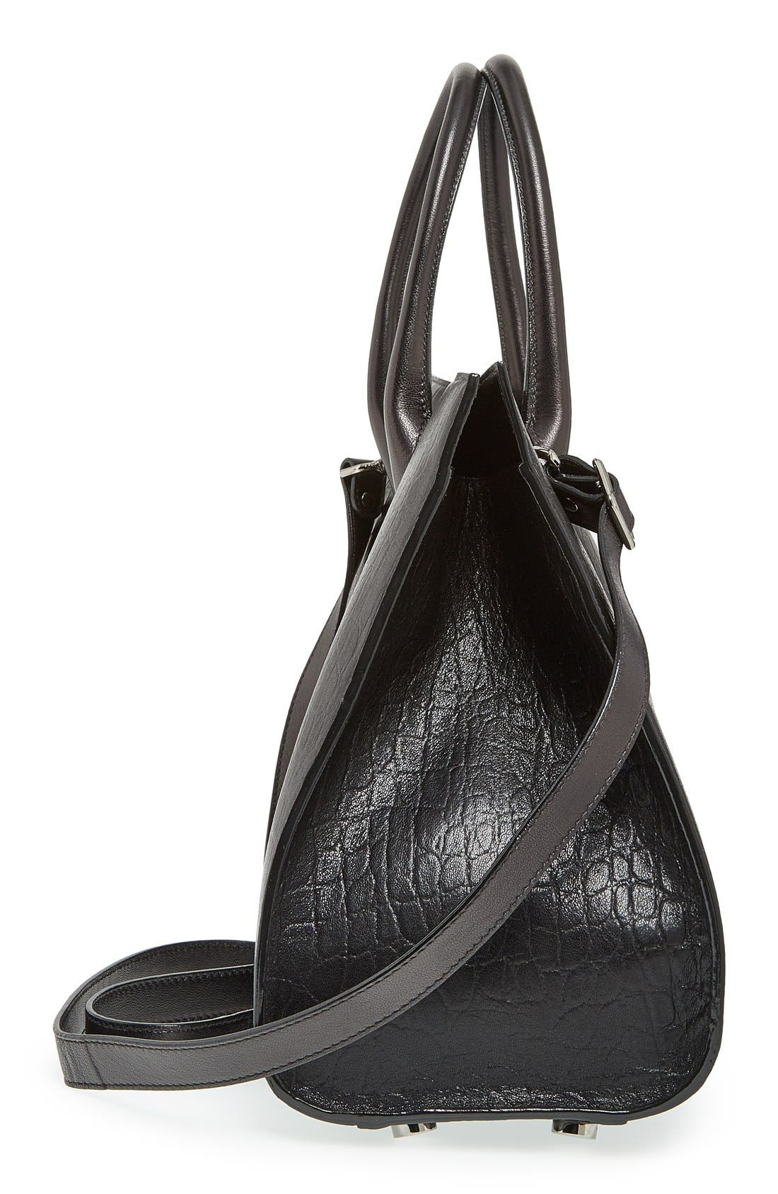 Alternate Image 5  - Jimmy Choo 'Riley' Leather Tote