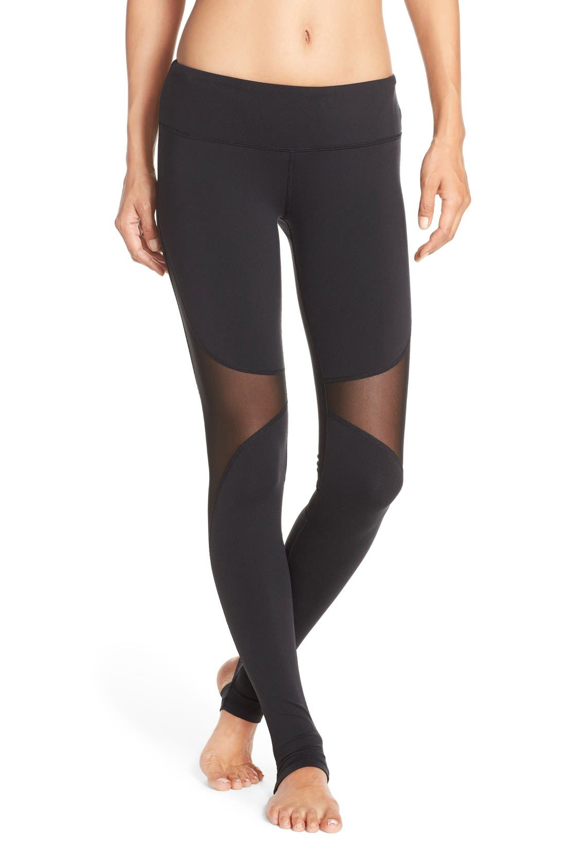 Alternate Image 1 Selected - Alo Coast Stirrup Leggings