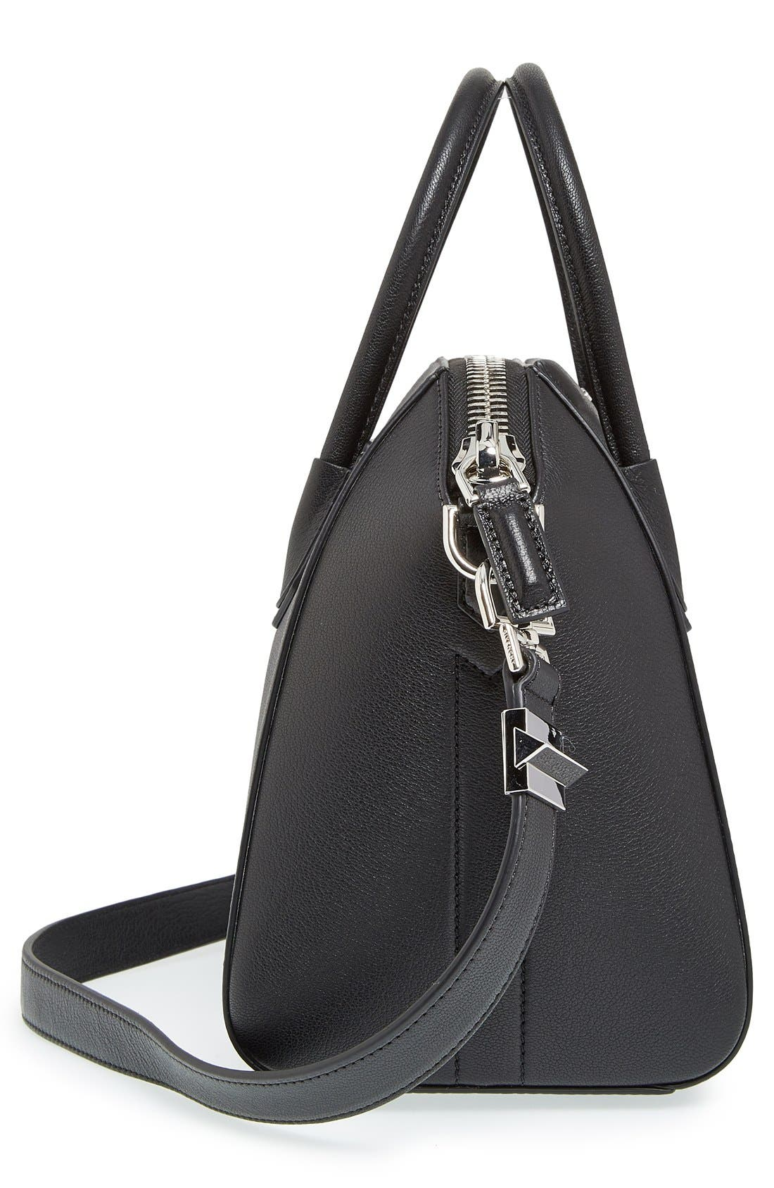 Alternate Image 5  - Givenchy 'Small Antigona' Sugar Leather Satchel